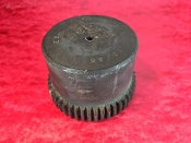 Poggi Steel GDR 10/48 Gear Coupling with Zero Bore (Unbored)