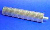 "L Pitch 17 Tooth Aluminum Bar, 8"" Usable Length"