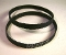 Model 152.211700 CRAFTSMAN SHARPENER replacement Belt set of 2