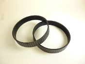 2 DeWalt DW733 Planer Replacement Belts 6 Ribs 429962-08