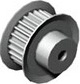 14-5M-15 Aluminum 14 Tooth Pulley OD=21.14mm